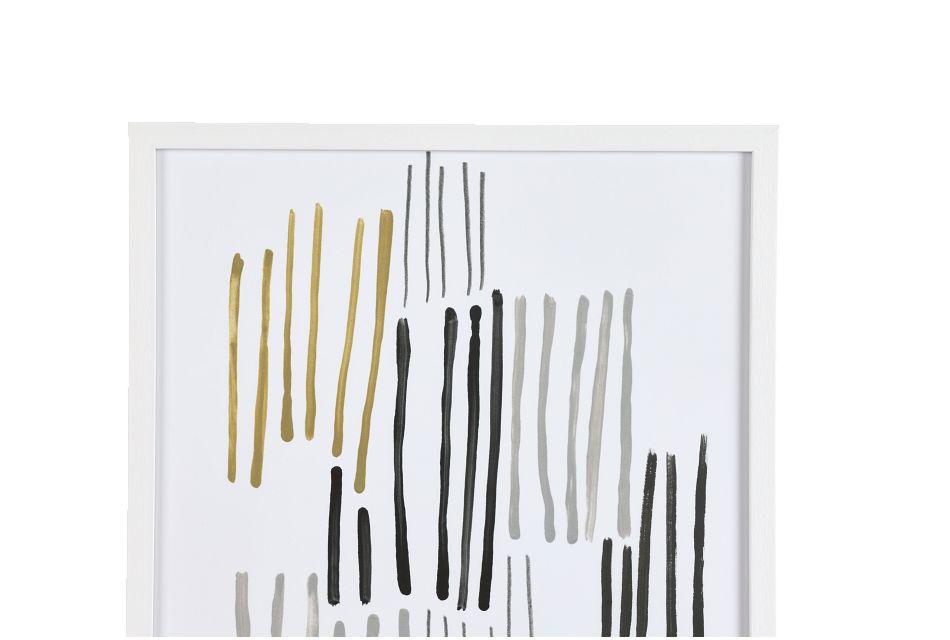 Lark Gray Framed Wall Art,  (1)