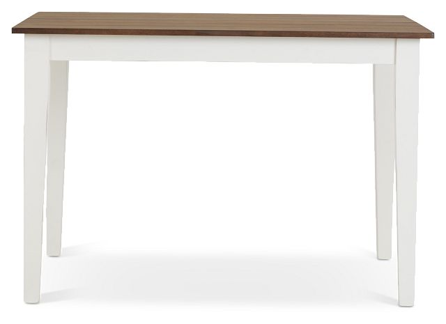 Sumter White High Dining Table (1)