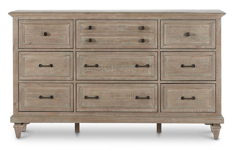 Sonoma Light Tone Dresser,  (1)
