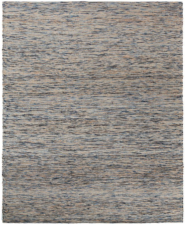 Ropers Blue 8x10 Area Rug (0)