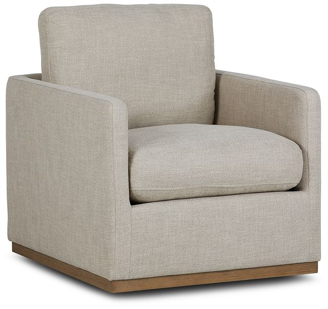 Richie Pewter Micro Swivel Chair (0)