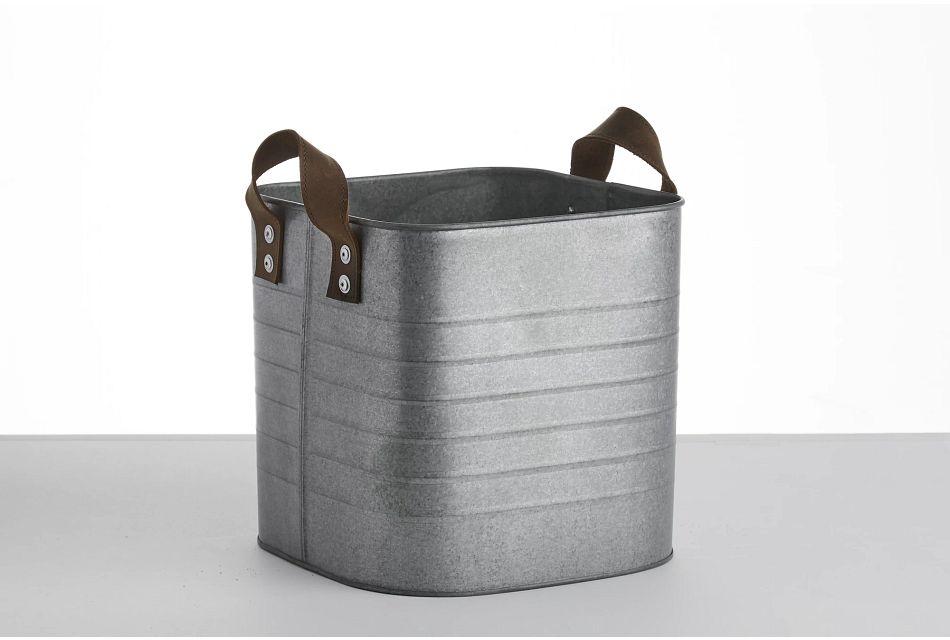 Victoria Metal Small Pot