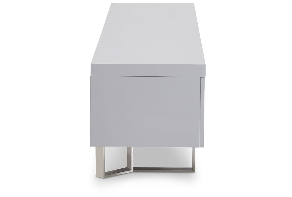 """Axel Gray 78"""" Tv Stand,  (3)"""