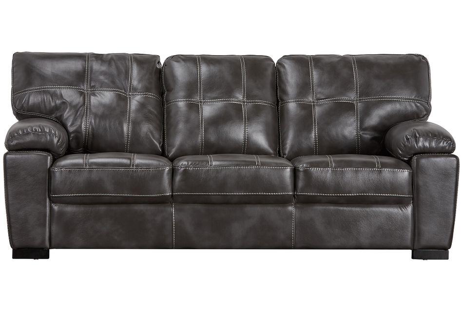 Henry Gray Micro Sofa