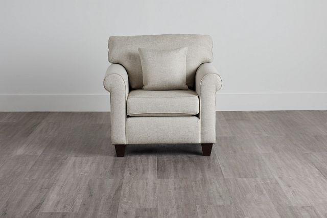 Cameron Beige Fabric Chair (0)