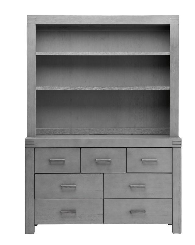 Piermont Gray Dresser & Hutch (0)