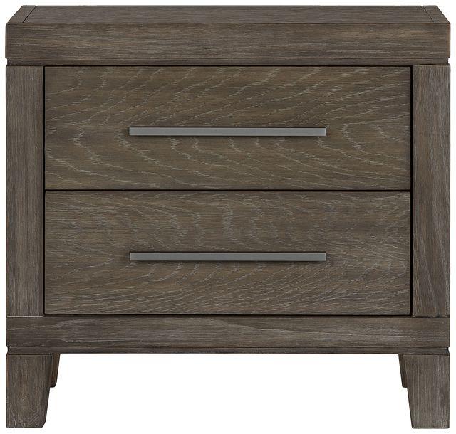 Bravo Dark Tone 2-drawer Nightstand (0)