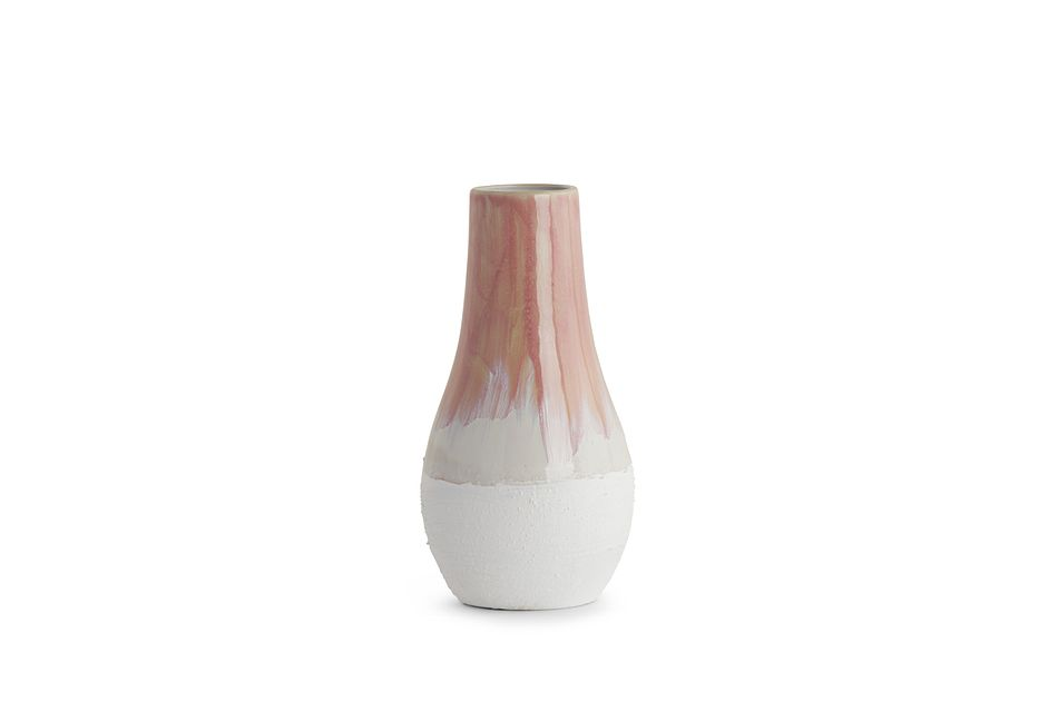 Deena Pink Medium Vase