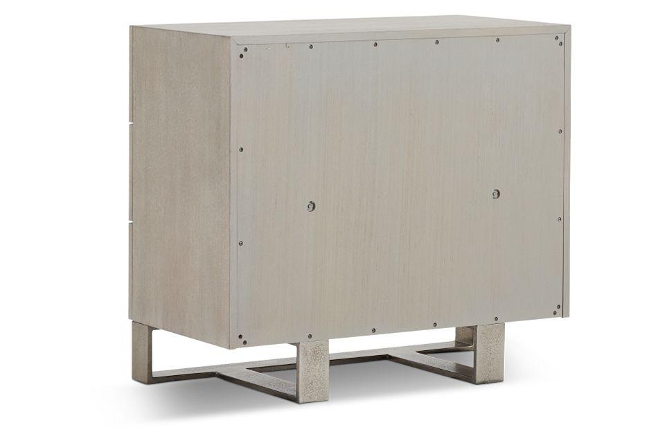 Linea Light Tone 3-drawer Nightstand
