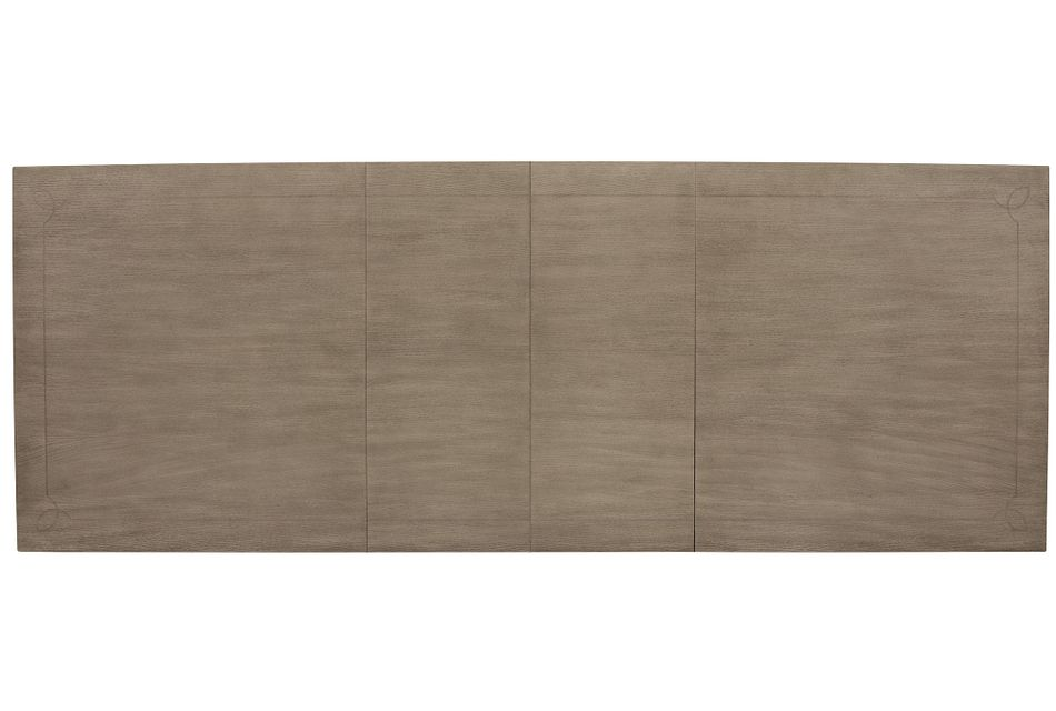 Marquesa Gray Rectangular Table