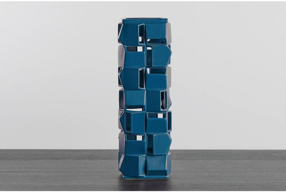Ornella Blue Large Vase