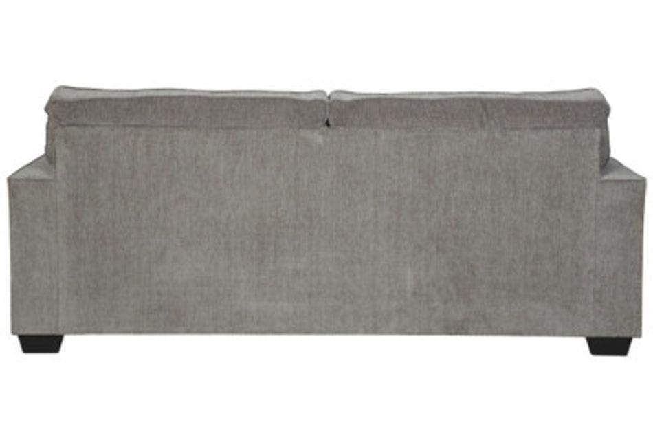 Altari Light Gray Micro Memory Foam Sleeper