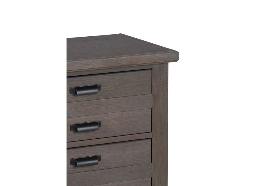 Bungalow Mid Tone 2-drawer Nightstand