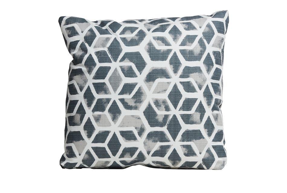 "Celtic GRAY 18"" Indoor/Outdoor Accent Pillow,  (0)"