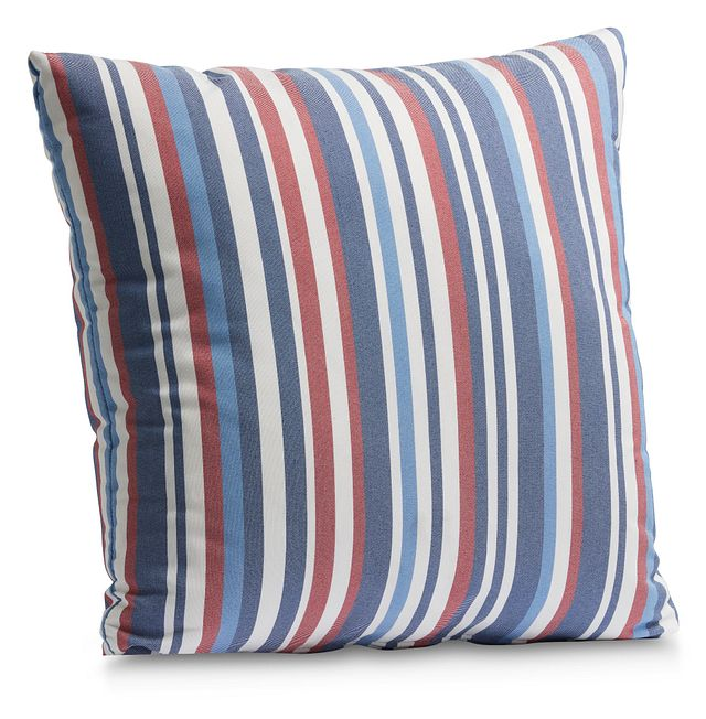 "Forward Nautical 20"" Indoor/outdoor Accent Pillow (1)"