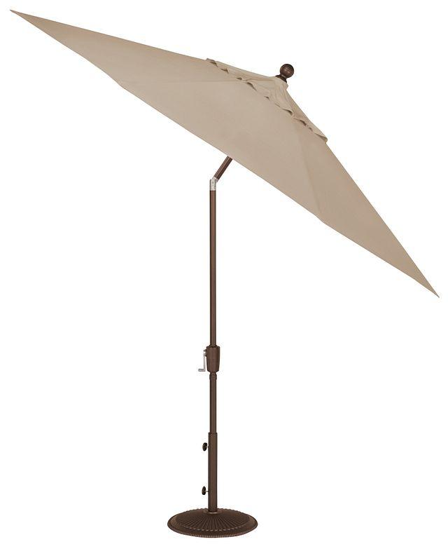 Maui Khaki Umbrella Set (1)