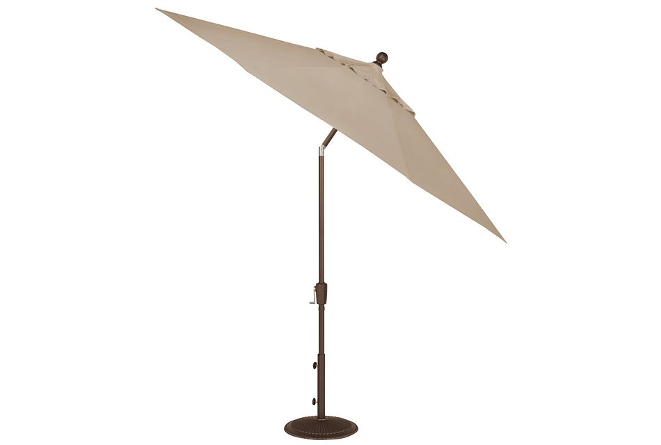Maui Khaki Umbrella Set