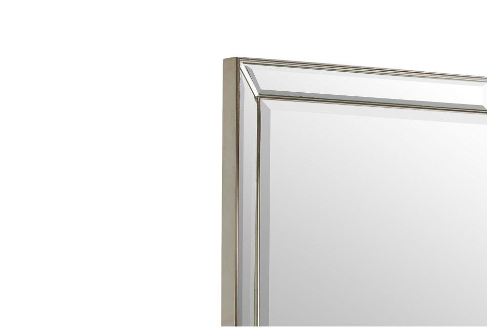 Monroe Mirrored Dresser & Mirror