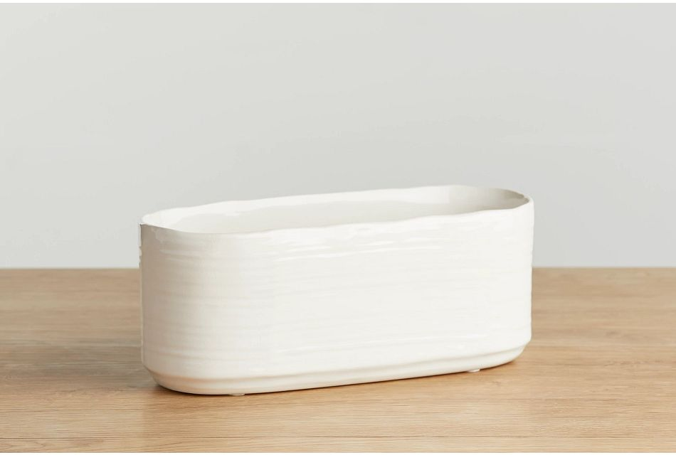 Abree Beige Small Bowl