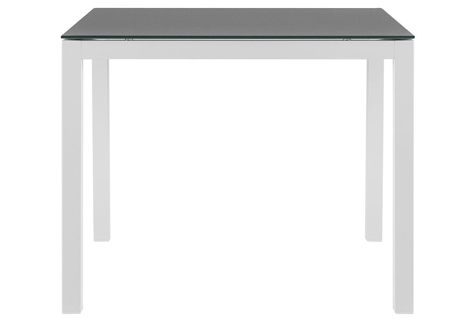 "Lisbon Gray 36"" Square Table"