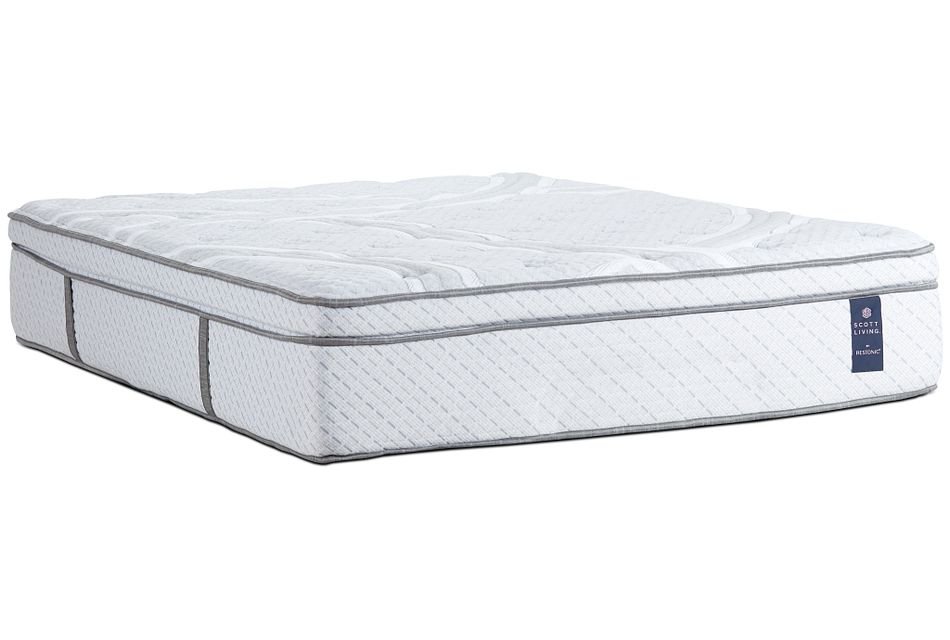"Bonaire 200 Euro Top Super Soft Plush 14"" Mattress"