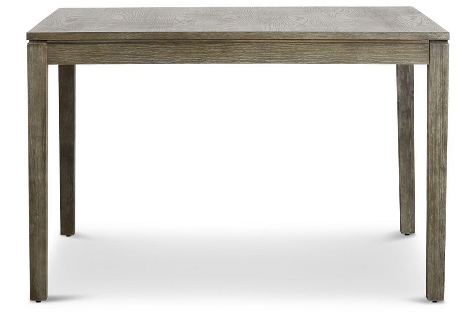 Bravo Dark Tone Square High Dining Table,  (1)