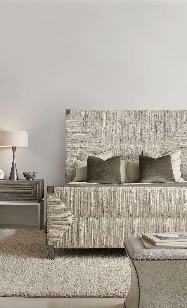Palma Light Tone Woven Panel Bed (1)