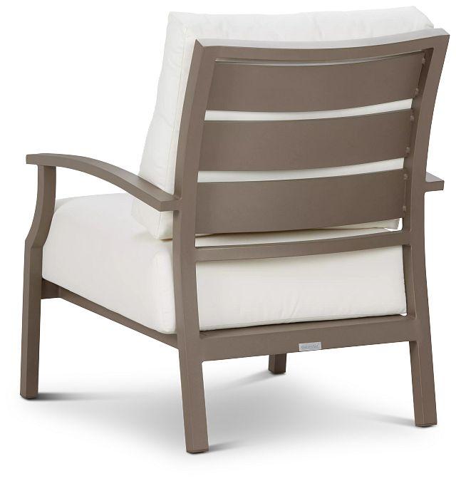 Raleigh White Aluminum Chair (3)