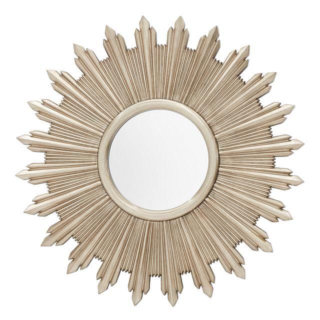 Flare Dark Gold Mirror (0)