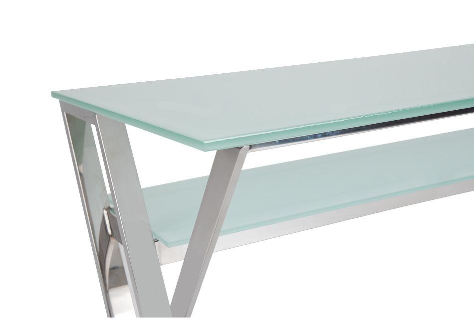Cyrus White Desk