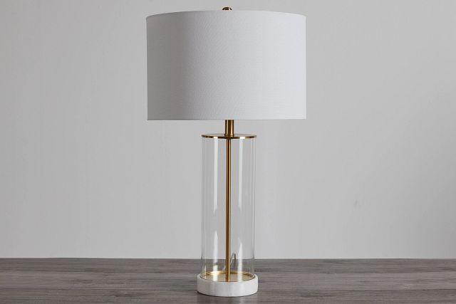 Lunan Gold Table Lamp