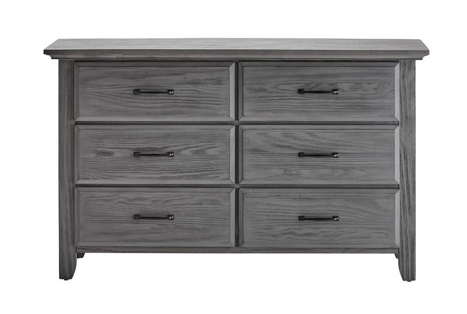 Willowbrook Gray Dresser