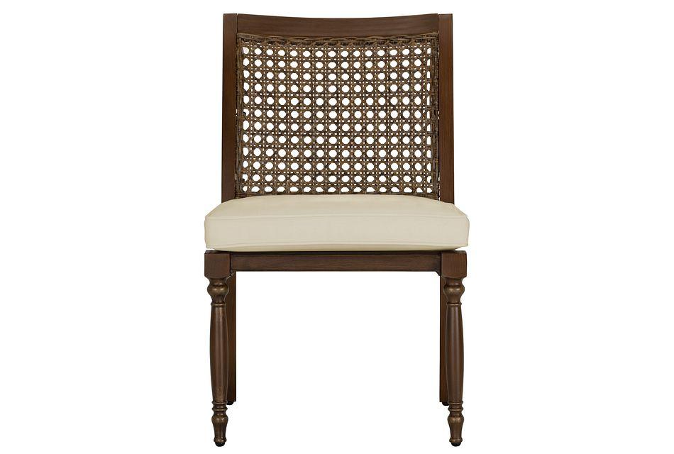 Tradewinds Dark Tone Side Chair,  (1)