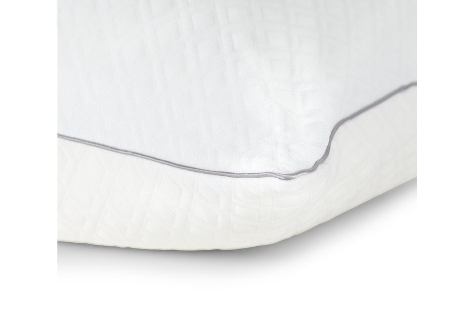 Rest & Renew Shredded Memory Foam  Firm Back Sleeper Pillow