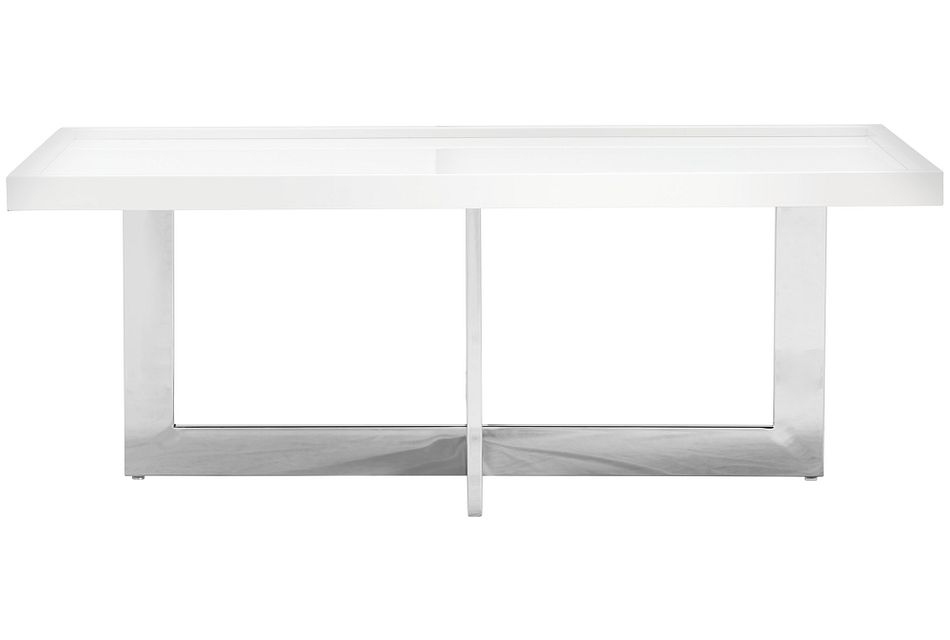 Cortina White  Coffee Table