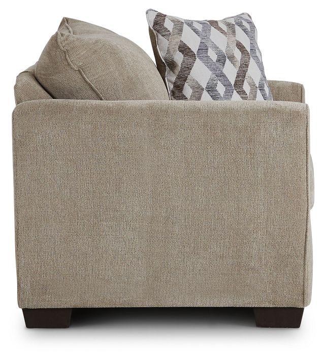 Myra Beige Fabric Chair (2)