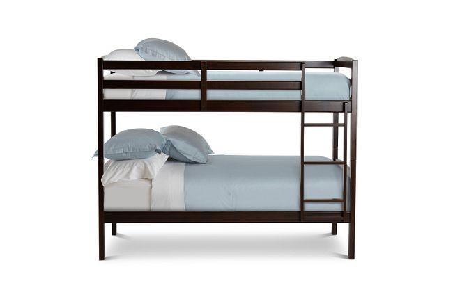 Marley Dark Tone Bunk Bed