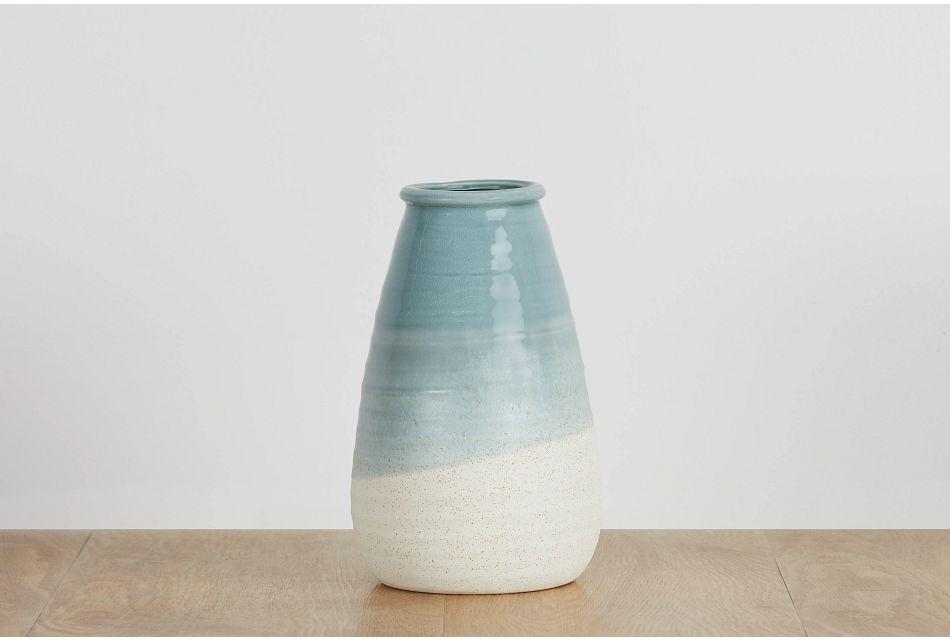 Kaiya Large Green Vase