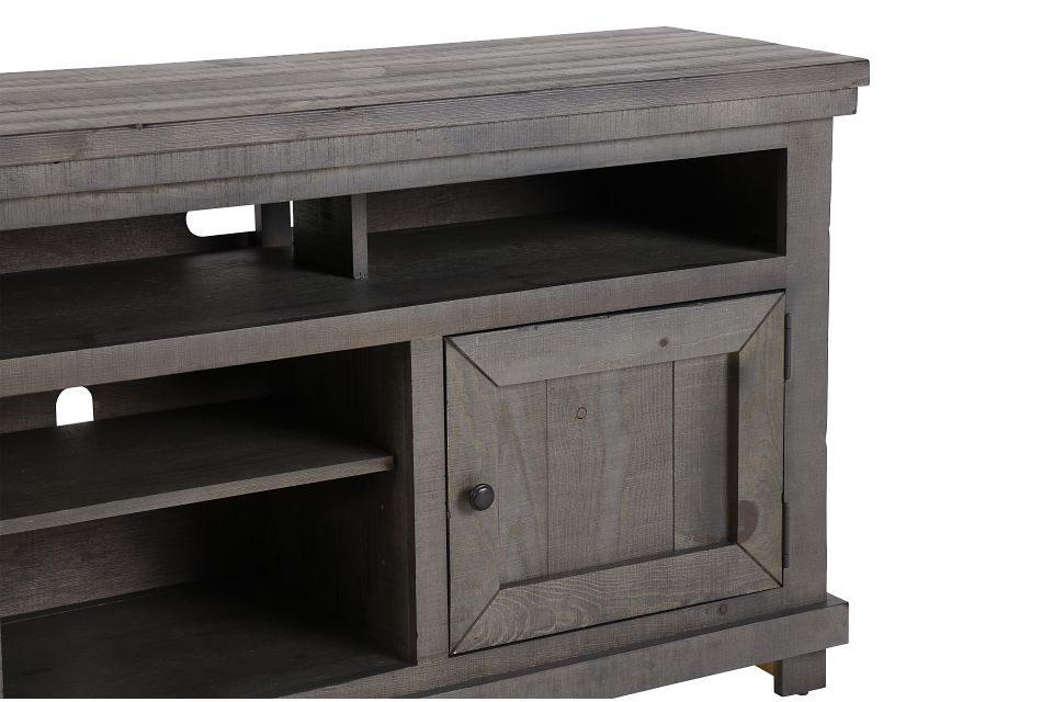 """Willow Gray 64"""" Tv Stand"""