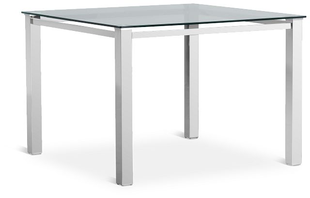 Skyline Glass Square Table (2)
