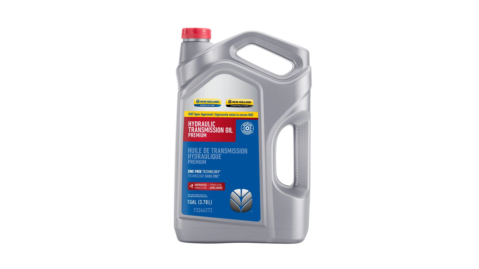 OIL, HYDRAULIC | NEWHOLLANDAG | US | EN