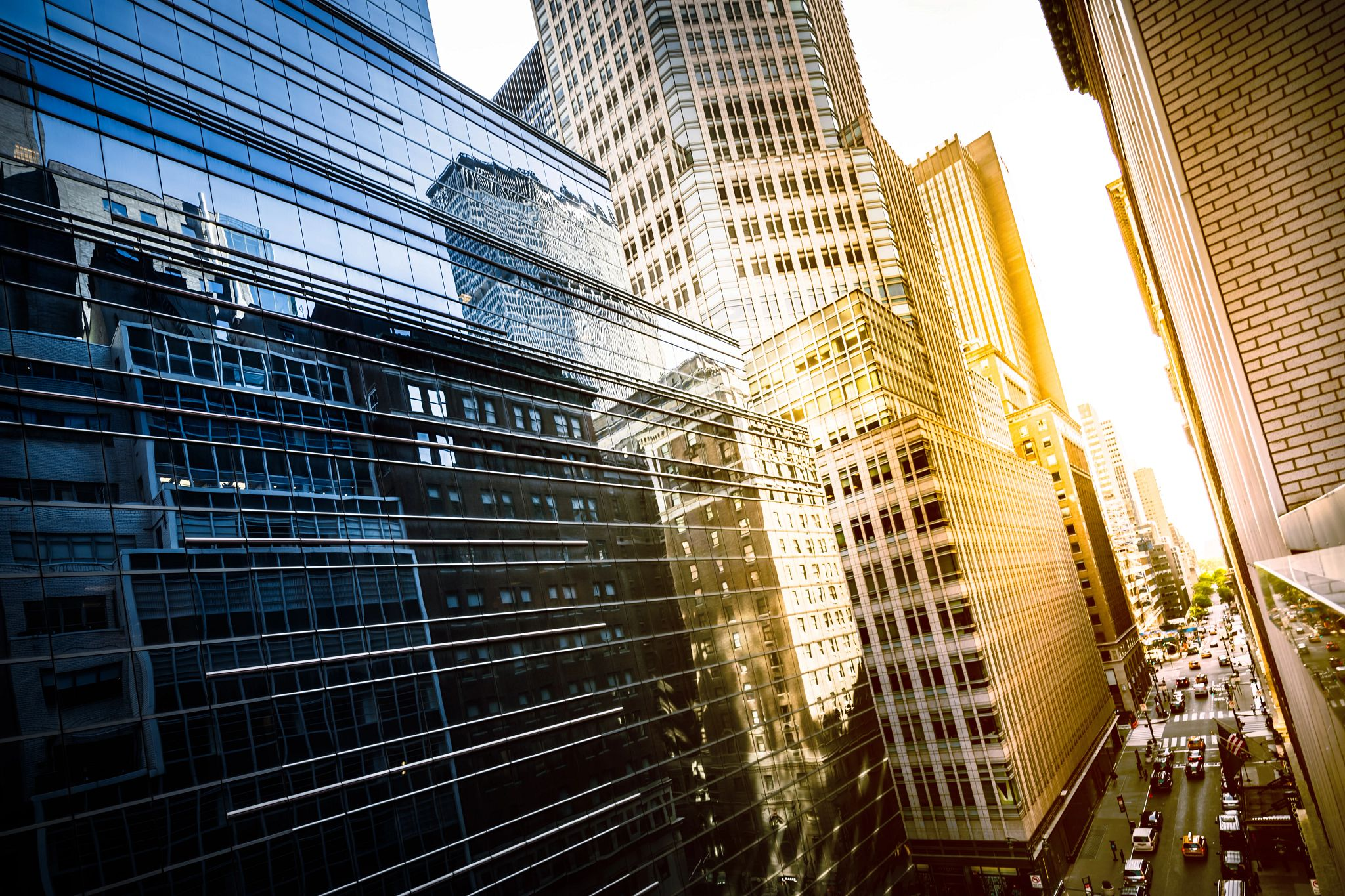 The case for commercial real estate remains strong as the nation emerges from a pandemic-induced slump, CoStar analysts say. (Getty Images)