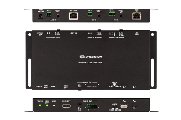 Master Photo: HD-RX-USB-2000-C