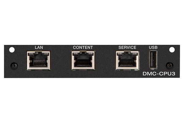 Master Photo: DMC-CPU3: Front