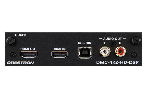 Master Photo: DMC-4KZ-HD-DSP: Front headon