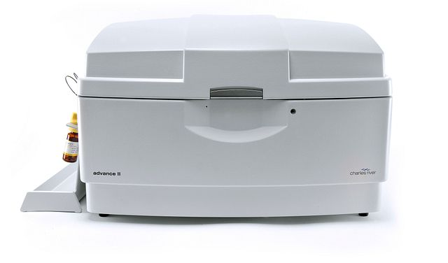 Celsis Advance II instrument for rapid microbial detection