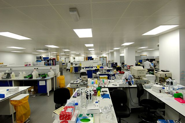 bioanalytical laboratory