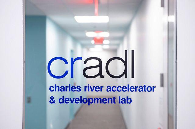 CRADL logo.
