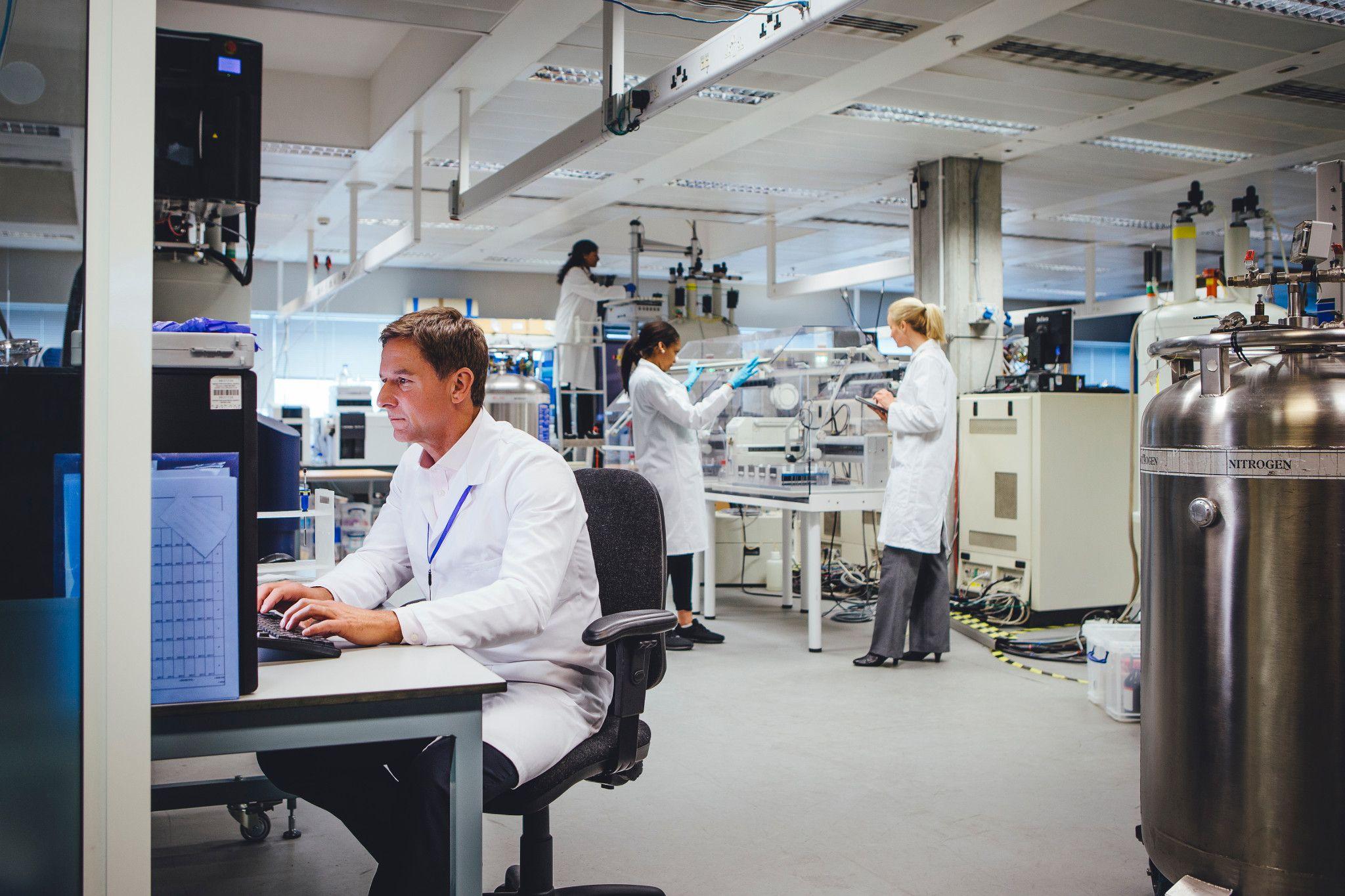 neurodegenerative disease researchers