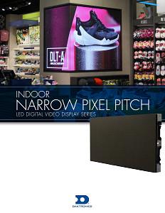 Indoor Narrow Pixel Pitch Brochure
